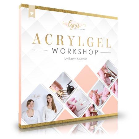 Acrylgel Schulung Kurs für Nageldesign