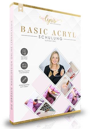 basic acryl schulung nageldesign kurs
