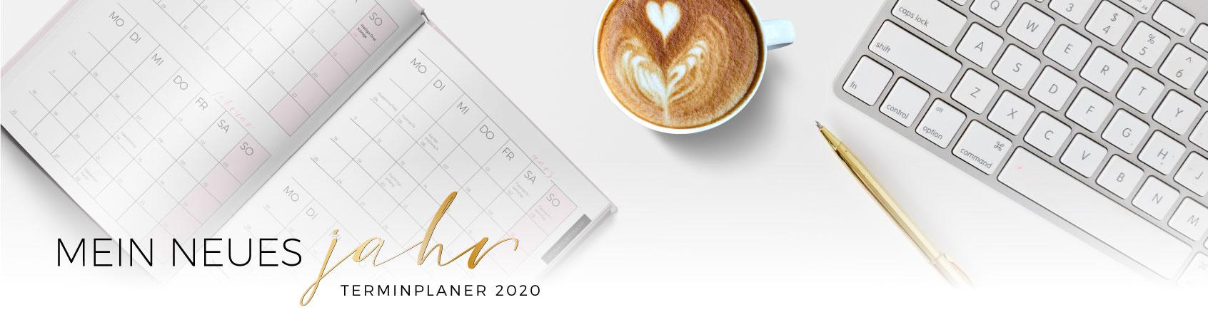 Terminplaner 2020 Nagelstudio A5